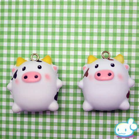 Squishy Licensed Yumeno Mini Cow Original scented squishies squishy
