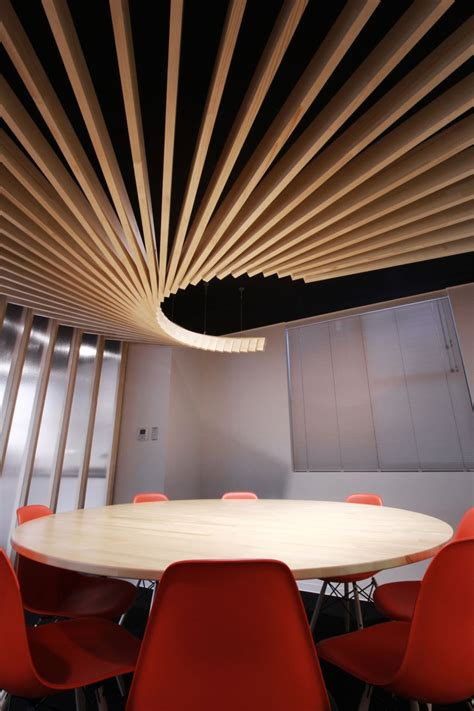 Wooden Ceiling Design Wooden Ceilings With Wavy And Sophisticated Designs