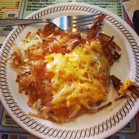 How To Make Waffle House Hashbrowns by 41 Reasons Waffle House Is The One True Source Of