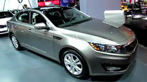 2014 Kia Optima Ex Gdi 2013 Kia Optima Ex Gdi Exterior And Interior Walkaround