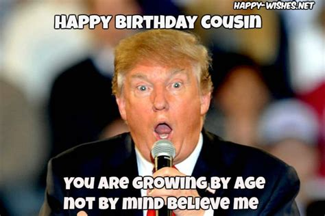 Happy Birthday Cousin Meme - happy birthday wishes for cousin quotes images memes