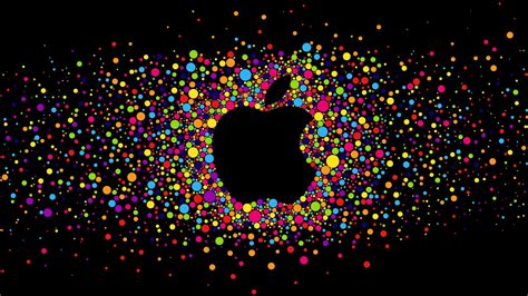 wallpaper colorful apple apple colorful logo download hd wallpapers