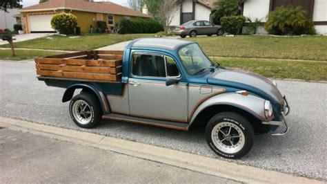 volkswagen bug truck vw beetle truck