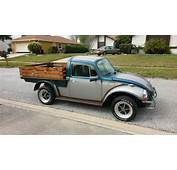 Vw Beetle Pickup Truck