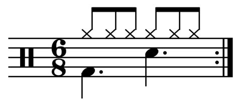 drum pattern list list of musical symbols wikiwand