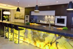 Kitchen Bar Counter Design modern bar counter kitchen design ideas with yellow decorating panels