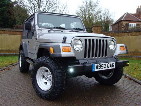 2000 Jeep Wrangler Automatic Used 2000 Jeep Wrangler 4 0 Sport Automatic For Sale In