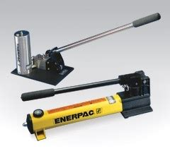 Pompa Hidrolik Manual pompe manuali per altissime pressioni serie p 11 enerpac