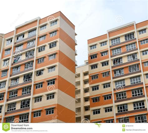 Apartment S Park Singapore Singapore Housing Blocks Stock Photos Image 37451073