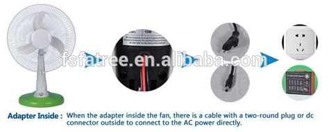 16 inch battery operated fan 12 quot 16 battery operated exhaust fan rechargeable usb