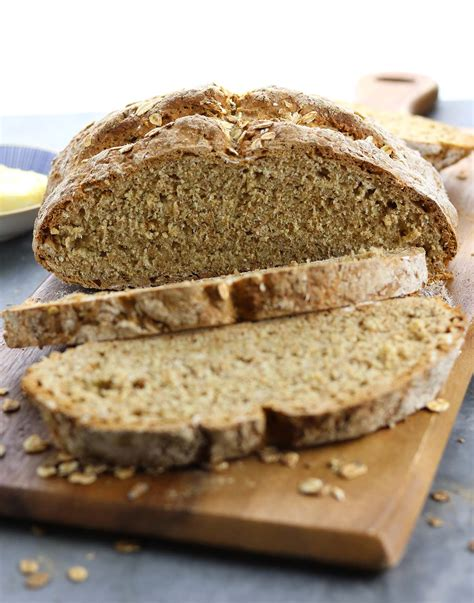 Sofa Bread by Traditional Soda Bread The Last Food