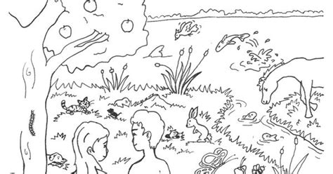 christian coloring pages creation free christian graphics of creation images of free