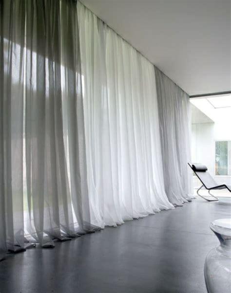 Vorhänge Durchsichtig by Die Besten 17 Ideen Zu Wohnzimmer Vorh 228 Nge Auf