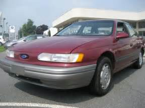 1992 ford taurus overview cargurus