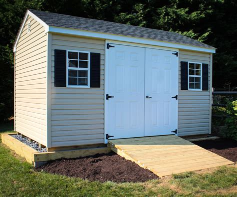 shed ramp shed ramp building  shed shed landscaping