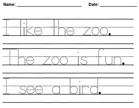 zoo writing paper zoo writing paper new calendar template site