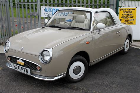 nissan figaro used brown nissan figaro for sale essex