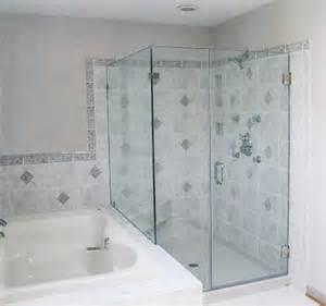 sterling glass showers frameless doors bathroom