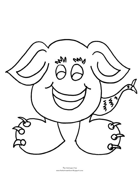cute monster coloring pages car interior design