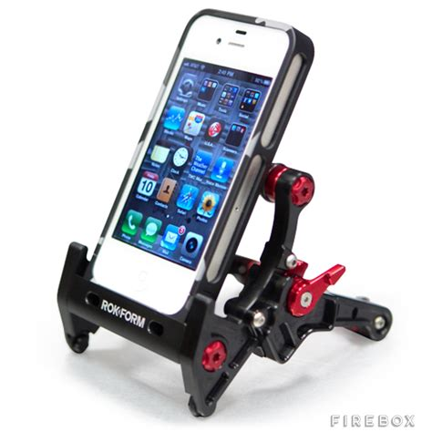 iphone desk stand rokstand iphone desktop stand buy at firebox