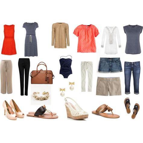 summer capsule wardrobe style