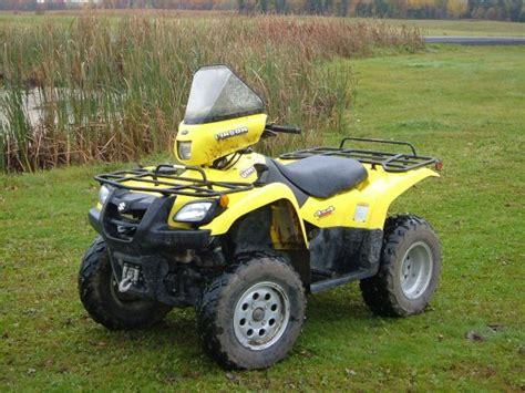 2002 Suzuki Vinson 2002 Suzuki Lta500f Vinson Auto 4x4