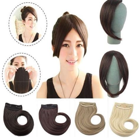 Hairclip Poni Poni Clip grosir hairclip import murah poni klip