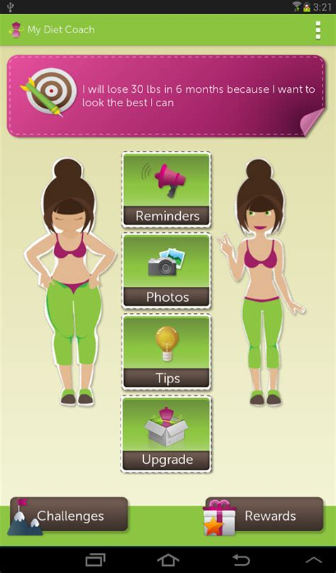 weight loss apps for android my diet coach weight loss 187 apk thing android apps free