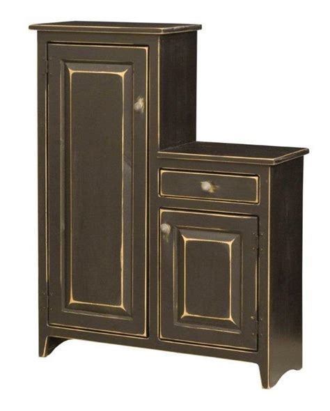 Amish Pantry Cabinet by Amish Pine Pie Safe Pantry Cabinet