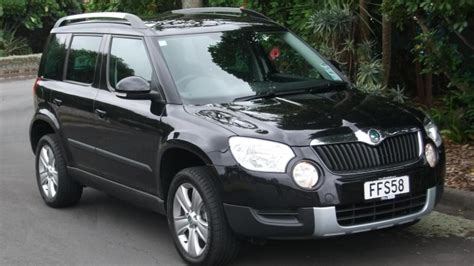 skoda yeti  car review aa  zealand