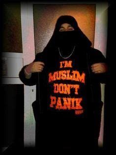 Sweater Im Muslim Dont Panic Fightmerch maryam s personal board on dunaway