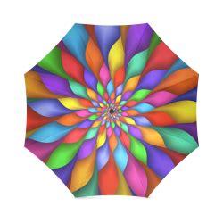 spiral pattern umbrella mustard yellow bottle green foldable umbrella id d940608