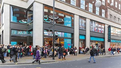 Primark To Hit Oxford primark sales flourish on new store openings inside