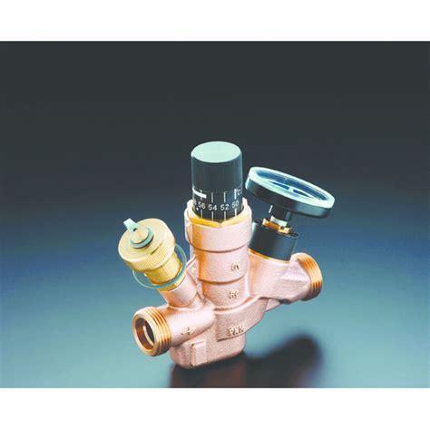 robinet thermostatique pour colonnes ecs oventrop