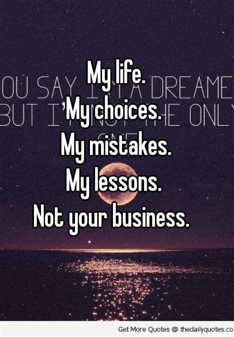 not my business how i gave my company to god and what happened next books my my choices my mistakes my lessons not your