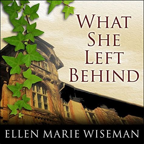i m left books what she left audiobook wiseman