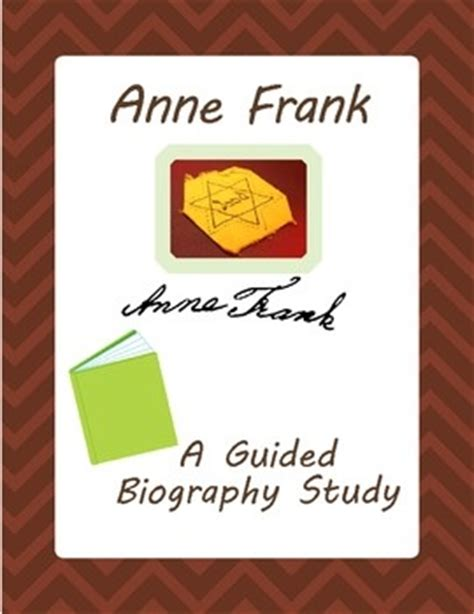 anne frank biography for students 205 best biography project images on pinterest school