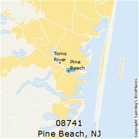 the new jersey coast and pines an illustrated guide book with road maps classic reprint books best places to live in pine zip 08741 new jersey