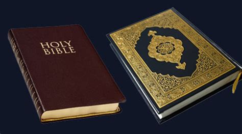 the bible and the qur an biblical figures in the islamic tradition books the holy quran experiment what happens when are