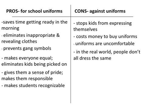 Should Students Wear Uniforms In School Essay by 20 Best School Images On School