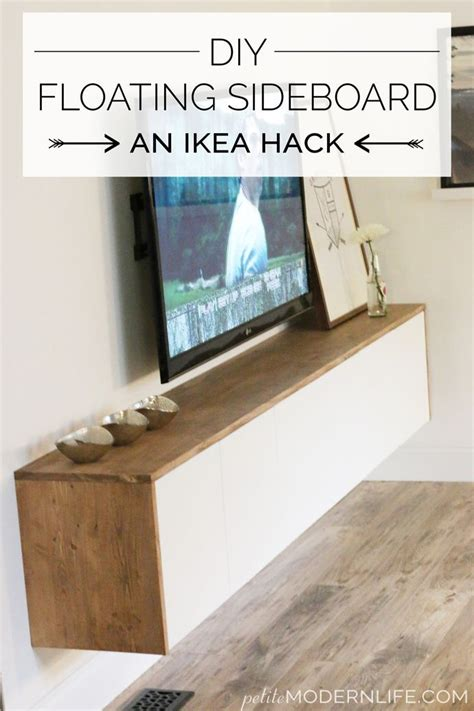 ikea floating sideboard 17 best images about diy on pinterest mouse traps
