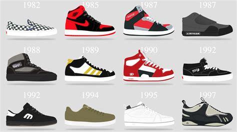 Vans Simple history of skateboarding shoes nike vans dc simple skate