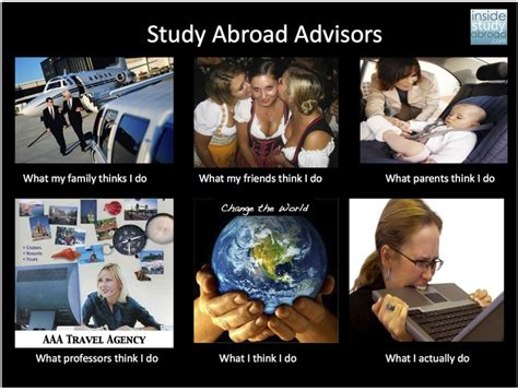 Study Abroad Meme - 11 best images about international careers on pinterest
