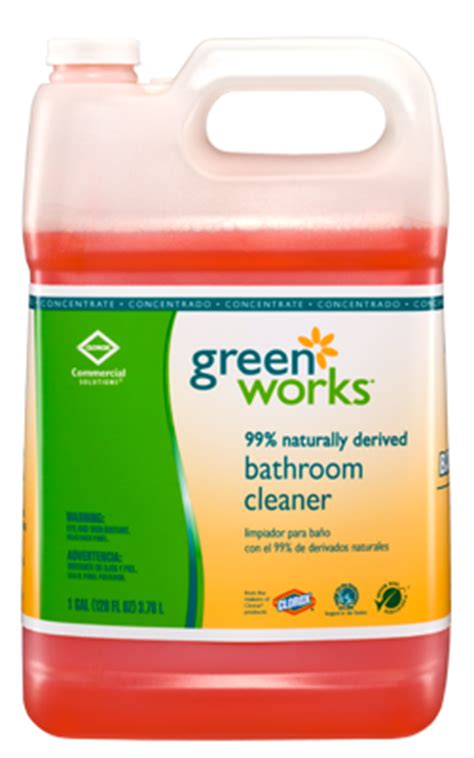 commercial bathroom cleaning products cpid
