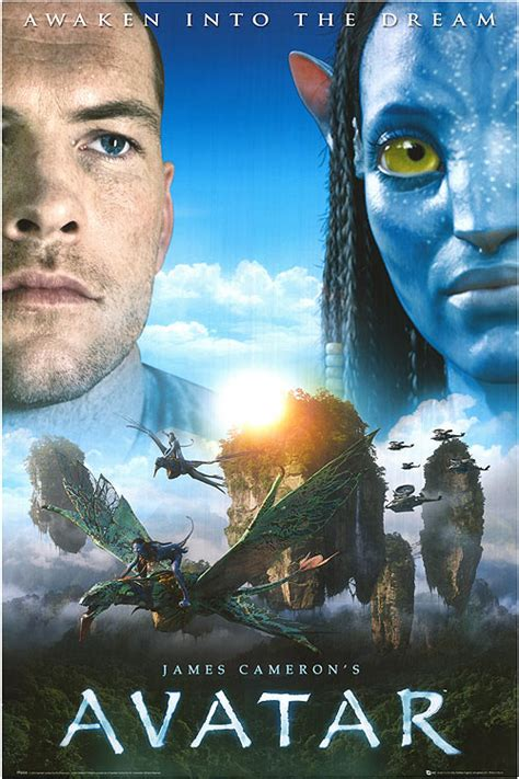 film fantasy in 3d avatar in 3d a groundbreaking mix of live action