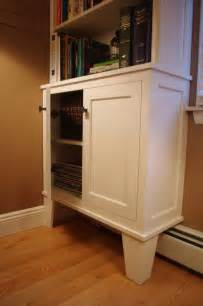 Kitchen Cabinet Repair Bookcases Eclectic Family Room New York By Rylex