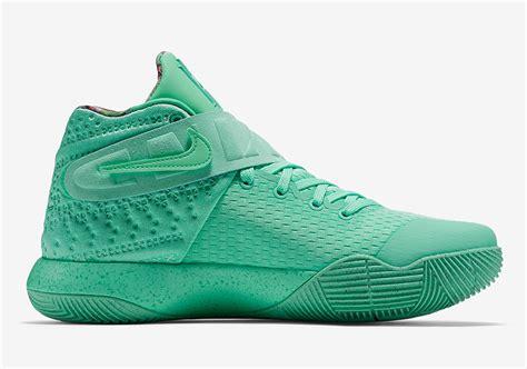Kyrie 4 Greenglow what the nike kyrie 2 sail green glow sneaker bar detroit