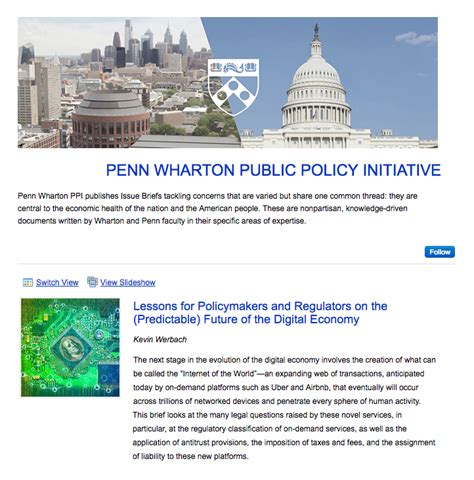 Penn Wharton Policy Mba by Digital Projects Scholarlycommons Guides At Penn Libraries