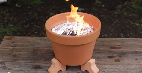 clay pot pit turn a terracotta pot into a mini barbecue for on the go