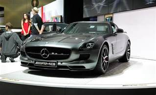 2015 mercedes sls amg gt edition coupe photo